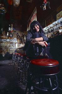 Judy Henske at the Troubadour1966 © 1978 Ed Thrasher - Image 12590_0004