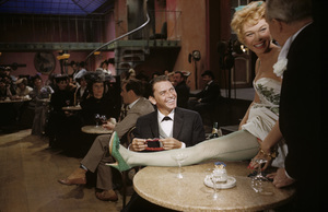 """""""Can-Can"""" Frank Sinatra, Shirley MacLaine1959 20th Century Fox© 1978 Bob Willoughby - Image 1260_0053"""