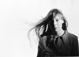 Joni Mitchell, March 1968. © 1978 Ed Thrasher - Image 12614_0010