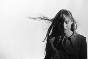 Joni Mitchell1968© 1978 Ed Thrasher - Image 12614_0025