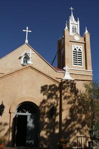 San Felipe De Neri Church / Albuquerque, New Mexico © 2008 Ron Avery - Image 12622_0005