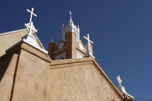 San Felipe De Neri Church / Albuquerque, New Mexico © 2008 Ron Avery - Image 12622_0006