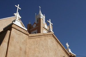 San Felipe De Neri Church / Albuquerque, New Mexico © 2008 Ron Avery - Image 12622_0006
