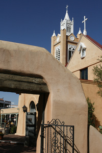 San Felipe De Neri Church / Albuquerque, New Mexico © 2008 Ron Avery - Image 12622_0007