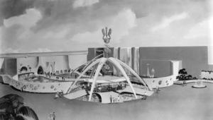 P.O.P. (Pacific Ocean Park)circa 1960 / Santa Monica, CA** M.W. - Image 12622_0013