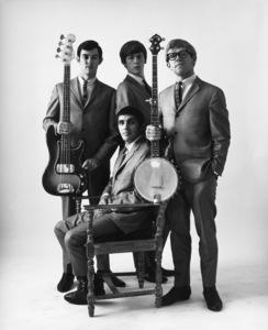 The Modern Folk Quartet (Cyrus Faryar, Henry Diltz, Chip Douglas, Jerry Wester) 1964 © 1978 Ed Thrasher - Image 12630_0001