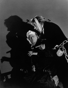 """A Christmas Carol""Reginald Owen,Lionel Braham1938 MGM - Image 12697_0001"