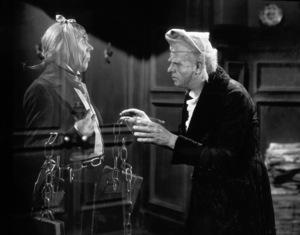 """A Christmas Carol""Reginald Owen,Lionel Braham1938 MGM - Image 12697_0003"