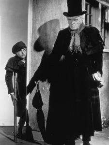 """A Christmas Carol""Terry Kilburn,Reginald Owen1938 MGM - Image 12697_0005"