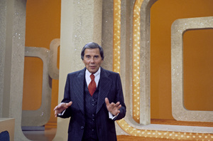 """Match Game PM""Gene Rayburn1976Photo by Gabi Rona - Image 1270_0008"