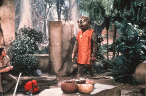 """Land of the Lost"" Sleestak 1974 - Image 12704_0002"