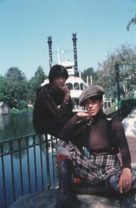 """Shields and Yarnell""Robert Shields & Lorene Yarnell1978 © 1978 Gene Trindl - Image 1272_0005"