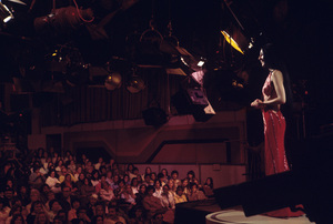 """""""The Sonny and Cher Comedy Hour"""" Chercirca 1974Photo by Gabi Rona - Image 1273_0009"""
