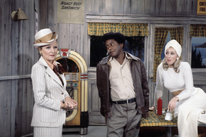 """The Sonny and Cher Comedy Hour""Betty White, Flip Wilson, Chercirca 1973Photo by Gabi Rona - Image 1273_0026"