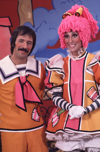 """""""Sonny and Cher Comedy Hour, The""""Sonny Bono, Cherc.1973 CBS © 1978 Gunther - Image 1273_0052"""