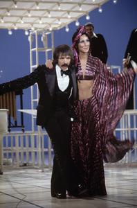 """The Sonny and Cher Comedy Hour"" Sonny Bono, Chercirca 1973Photo by Gabi Rona - Image 1273_0067"