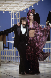 """The Sonny and Cher Comedy Hour"" Sonny Bono, Chercirca 1973Photo by Gabi Rona - Image 1273_0067"