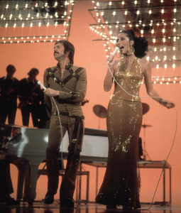 """""""Sonny and Cher Comedy Hour, The""""Sonny Bono, Cherc. 1973 CBS**H.L. - Image 1273_0079"""