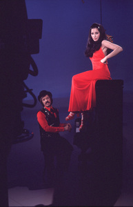 """""""Sonny and Cher Comedy Hour, The""""Sonny Bono, Cherc.1973 CBS**H.L. - Image 1273_0085"""