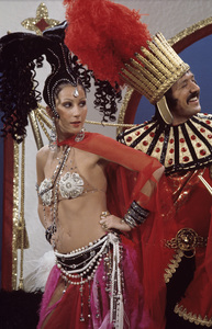 """""""The Sonny and Cher Comedy Hour""""Cher, Sonny Bonocirca 1973** H.L. - Image 1273_0087"""