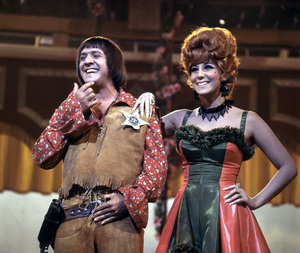 """Sonny and Cher Comedy Hour""Sonny and Chercirca 1973**I.V. - Image 1273_0093"