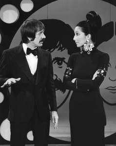 """Sonny and Cher Comedy Hour""Sonny and Chercirca 1972**I.V. - Image 1273_0097"