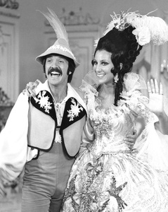 """Sonny and Cher Comedy Hour""Sonny and Chercirca 1972**I.V. - Image 1273_0102"