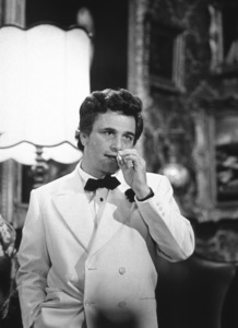 """""""Murder by Death,"""" Peter Falk1976 Columbia © 1978 Mel Traxel - Image 12733_0005"""