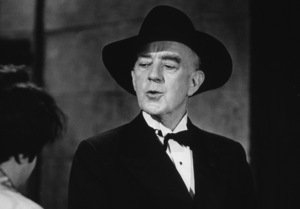 """""""Murder By Death""""Alec Guinness1976 Columbia © 1978 Mel Traxel - Image 12733_0009"""