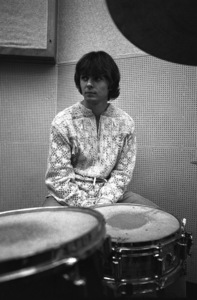 The Electric Prunes during a recording session1967 © 1978 Ed Thrasher - Image 12746_0004