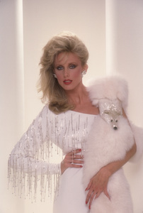 """Paper Dolls""Morgan Fairchild1984 © 1984 Mario Casilli - Image 12763_0006"