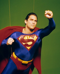 """""""Lois & Clark, The New Adventures of Superman""""  Dean Cain 1994 Warner Brothers © 1994 Bud Gray"""