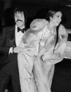 """Golden Globe Awards"" 1973Sonny and Cher © 1978 Kim Maydole Lynch - Image 13007_0006"