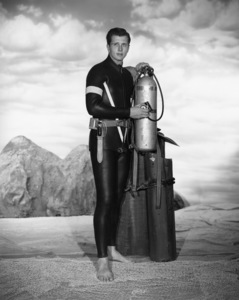 """The Aquanauts""Ron Ely1960Photo by Gabi Rona - Image 13010_0003"