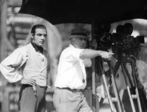 Rudoph Valentino, Clarence Brown, EAGLE, THE, United Artists, 1925, **I.V. - Image 13028_0002