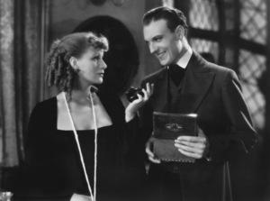 """Romance""Greta Garbo & Gavin Gordon1930 MGMPhoto By Milton Brown / **I.V. - Image 13031_0002"