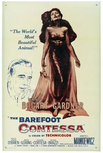 """The Barefoot Contessa"" (Poster)1954 MGM** I.V. - Image 13035_0002"