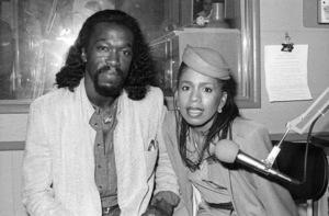 Ashford & Simpson (Nickolas Ashford and Valerie Simpson) 1978© 1978 Bobby Holland - Image 13047_0045