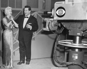 """Shower of Satrs""Betty Grable, Mario Lanza1954Photo by Gabi Rona - Image 13135_0001"