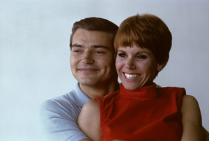 """""""Love on a Rooftop""""Pete Duel, Judy Carne1966© 1978 Ken Whitmore - Image 13180_0001"""