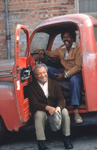 """Sanford and Son""Redd Foxx, Demond Wilson1972 NBC © 1978 Gene Trindl - Image 13197_0003"