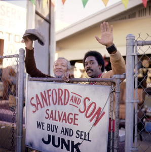 """Sanford and Son""Redd Foxx,Demond WilsonCirca. 1972NBC - Image 13197_0018"