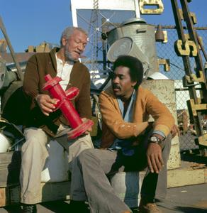 """""""Sanford and Son""""Redd Foxx, Demond Wilsonc.1972**H.L. - Image 13197_0019"""