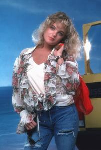 """""""Baywatch""""Erika Eleniak1989 NBC © 1989 Mario Casilli - Image 1321_0123"""