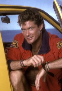 """Baywatch""David Hasselhoff1989 NBC © 1989 Mario Casilli - Image 1321_0131"