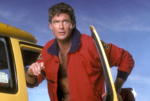 """Baywatch""David Hasselhoff1989 NBC © 1989 Mario Casilli - Image 1321_0155"