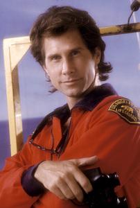 """Baywatch""Parker Stevenson1989 NBC © 1989 Mario Casilli - Image 1321_0156"