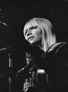 Mary Travers of Peter, Paul and Marycirca 1966Photo by Gerald Smith - Image 13213_0002