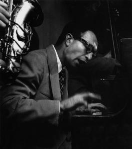 Dave Brubeck, 1954. © 1978 Bob Willoughby / MPTV - Image 13303_280