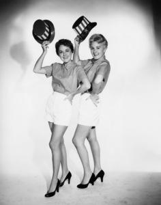 """""""Those Whiting Girls""""Margaret Whiting, Barbara Whitingcirca 1955Photo by Gabi Rona - Image 13332_0002"""